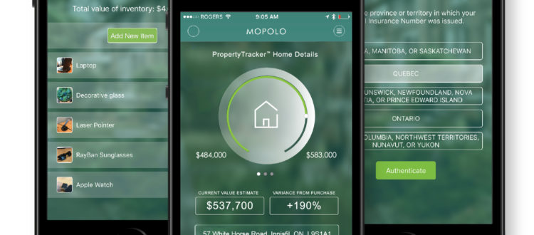 mopolo mortgage credit check app